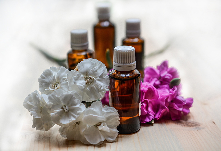 essential oil anti-itch hair recipe